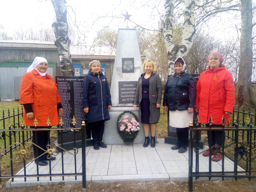 Read more about the article Праздничное мероприятие «Салют Победы!»
