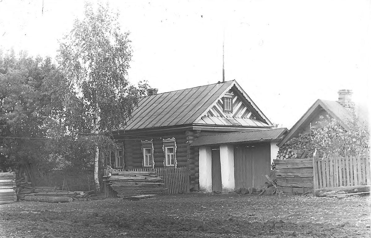 Семенчино, ул.Центральная, 31 — дом Мироновых